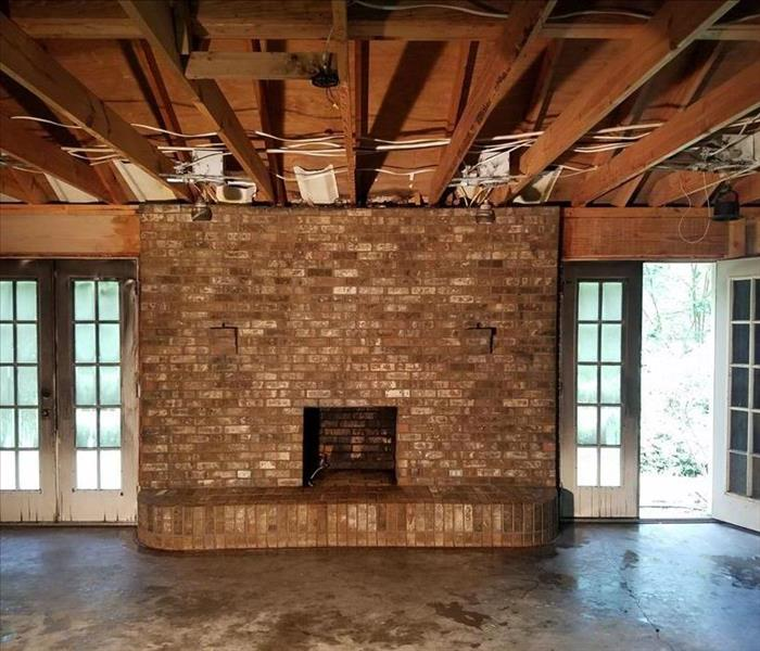Fire Place Restoration After